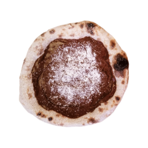 Nutella Pizza 8″